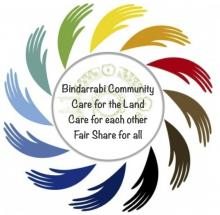 Bindarrabi Community Logo